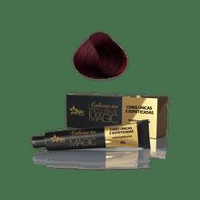 Coloracao-Exclusive-Magic---6_62---Loiro-Escuro-Vermelho-Violeta---60g