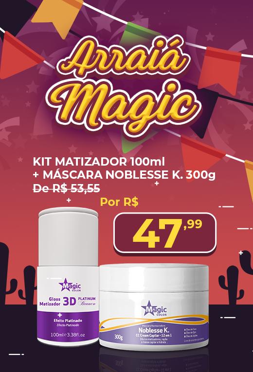 Mobile - Kit Noblesse e Platinum 100ml