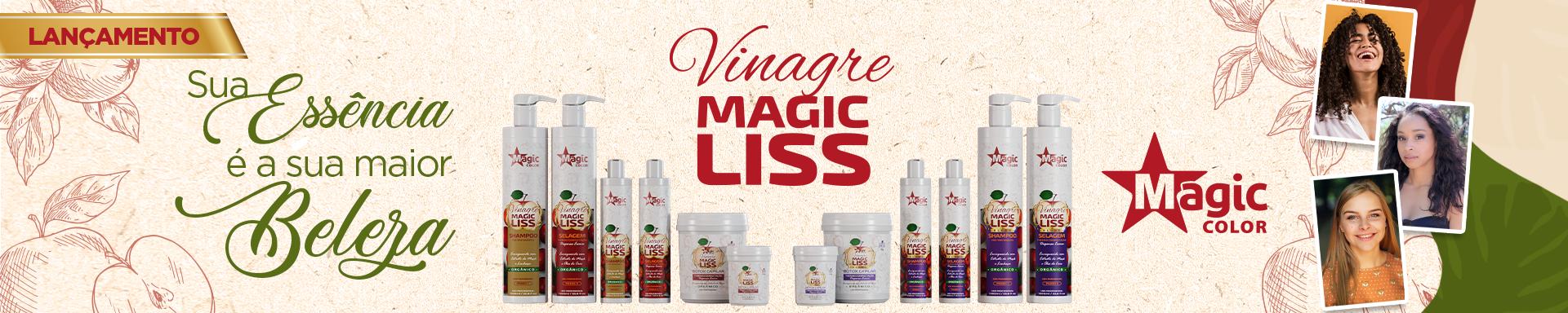 Banner- Vinagre Magic Liss