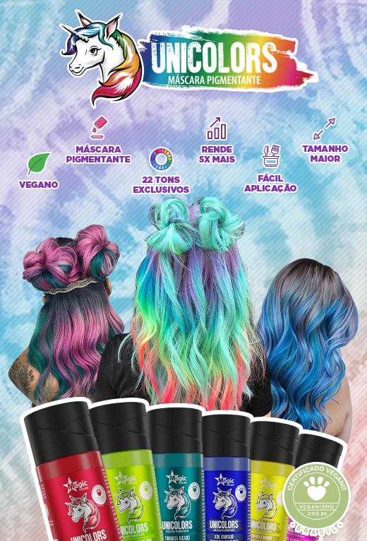 Mobile- Unicolors Lançamento