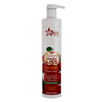 Selagem-Vinagre-Magic-Liss-1L