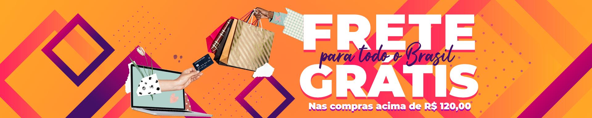Banner- Frete Grátis
