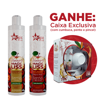Kit-Vinagre-Magic-Liss-Shampoo---Selagem-300-ml