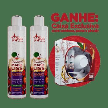 Kit-Magic-Liss-Blond-Shampoo---Selagem-300-ml--para-loiras-
